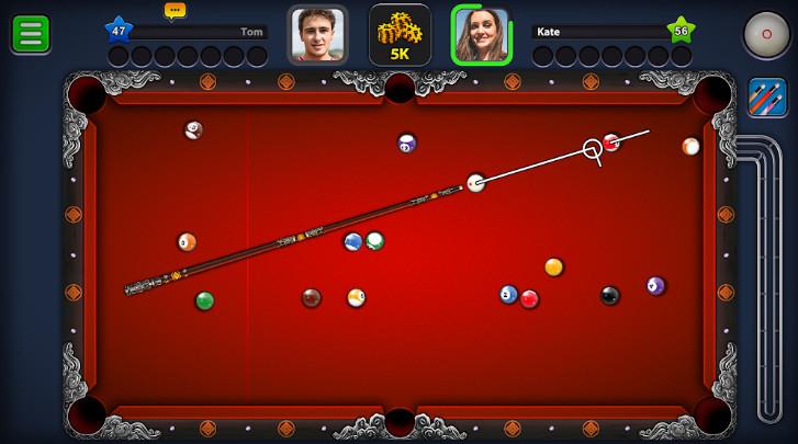 8 Ball Pool mod cho android