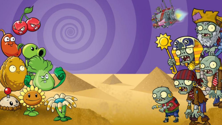 Apk Plants vs Zombies 2 cho Android