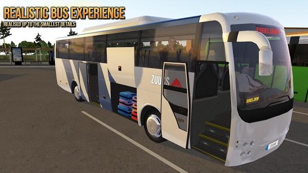 Bus Simulator Ultimate mod apk cho android