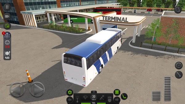 Bus Simulator Ultimate mod apk bản mới nhất