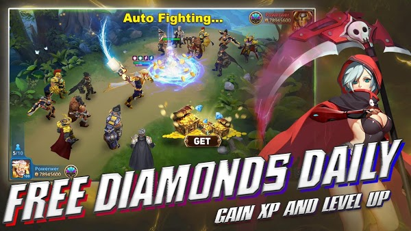 Download D-men cho Android