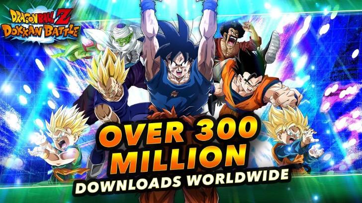 Dragon Ball Z Dokkan Battle phiên bản mới
