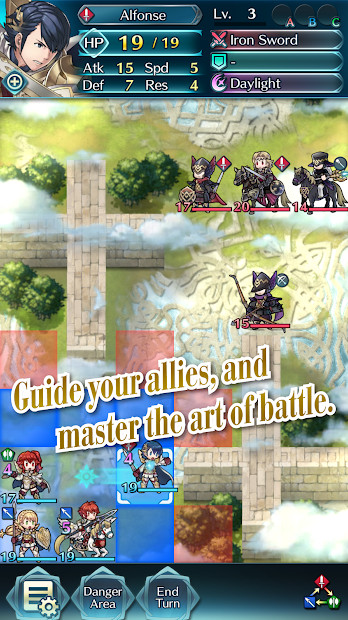 Fire Emblem Heroes mod miễn phí cho android
