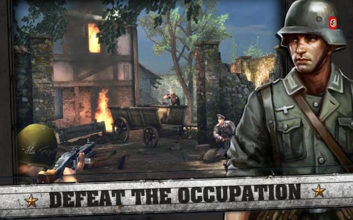Frontline Commando bản mod mới nhất