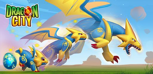 Game Dragon City cho android