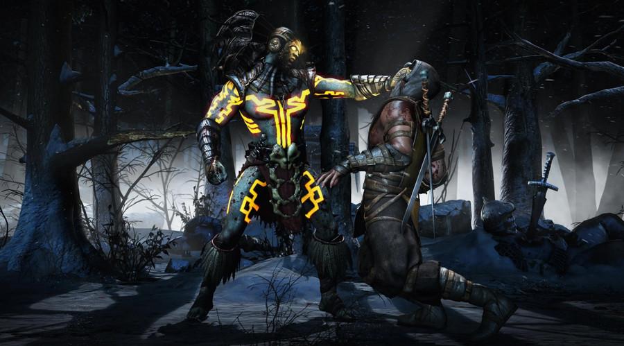 Gameplay Mortal Kombat X