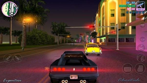 Gran theft auto vice city mod không giới hạng