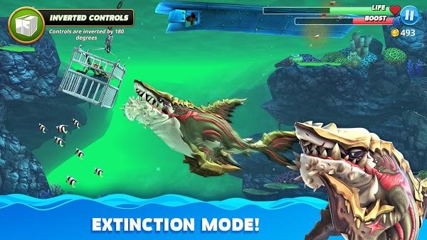 Hungry Shark World apk mới nhất
