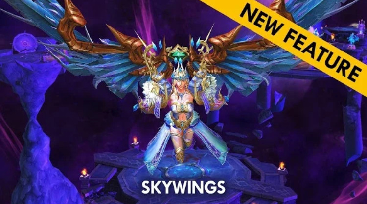 Legacy of Discord Furious Wings cho android