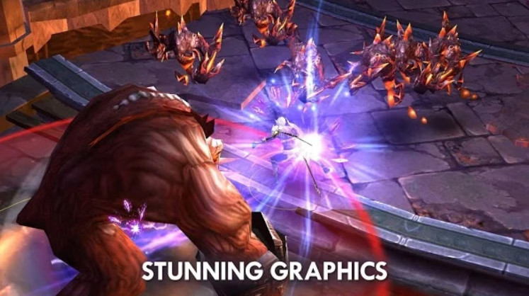 Legacy of Discord Furious Wings mod apk cho android