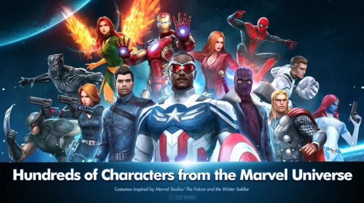 Marvel Future FIght tải miễn phí