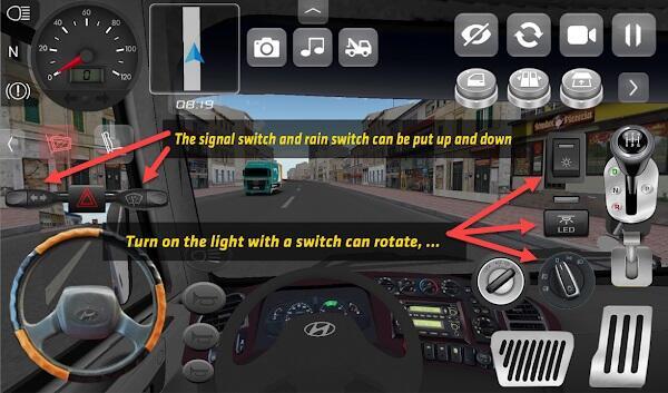 Minibus Simulator Vietnam apk tải miễn phí
