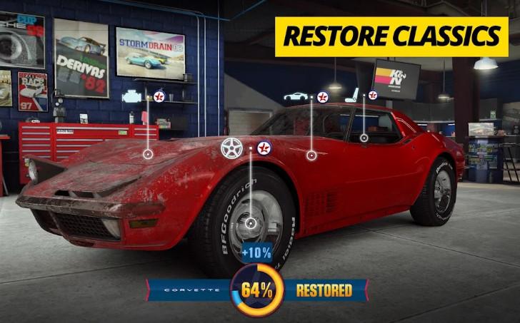Mod CSR Racing 2 phiên bản mới