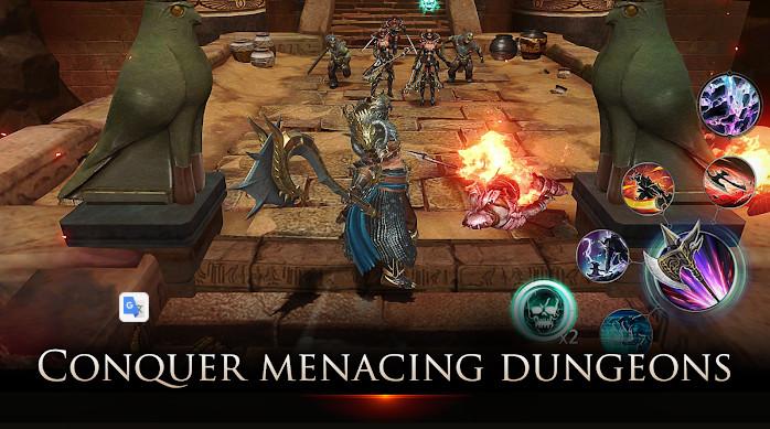 Mod Darkness Rises phiên bản mới nhất