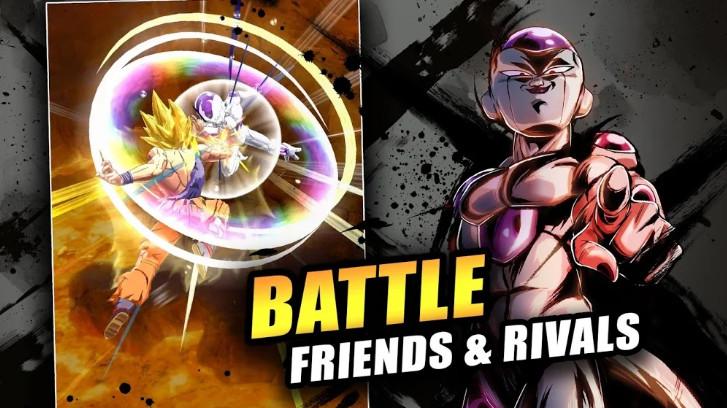 Mod Dragon Ball Legends apk dành cho android