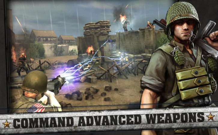Mod Frontline Commando miễn phí