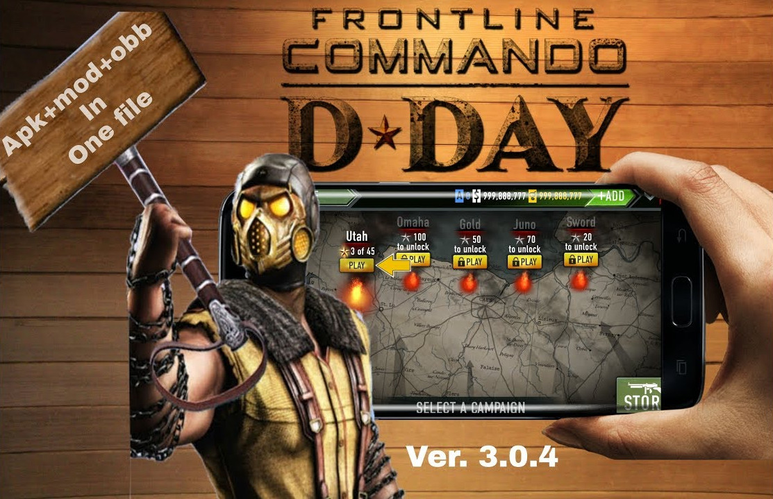 Mod Frontline Commando