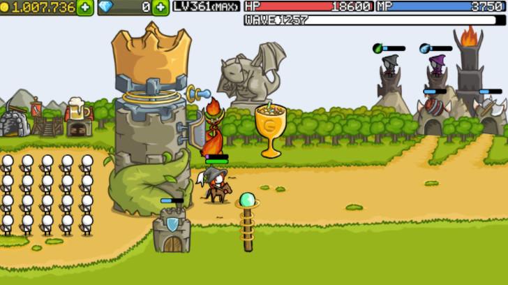 Mod Grow Castle cho android