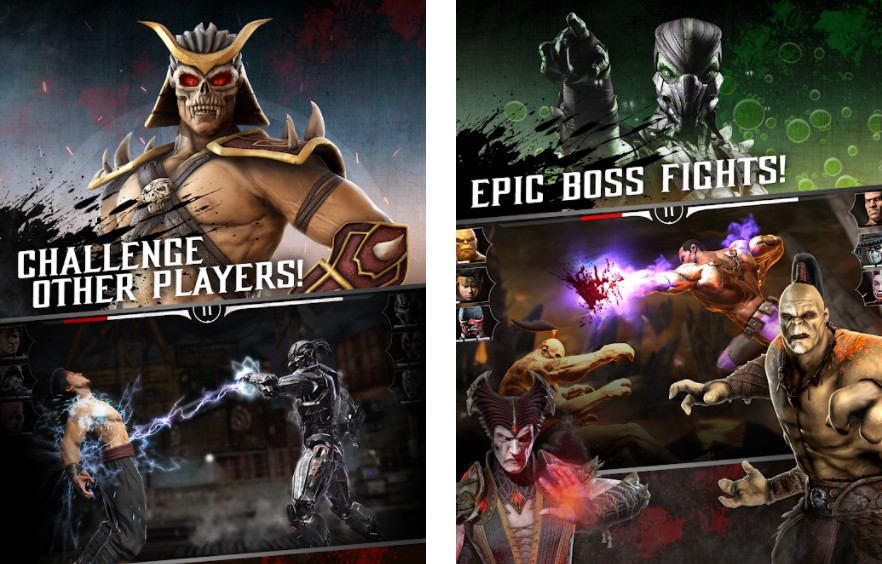 Mod Mortal Kombat X cho androiđ