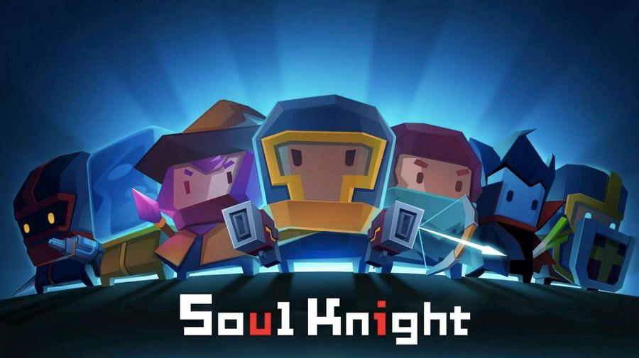 Mod Soul Knight bản mới nhất