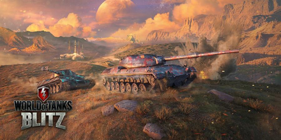 Mod World of Tanks Blitz