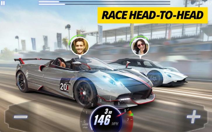 Tải CSR Racing 2 mod apk cho android