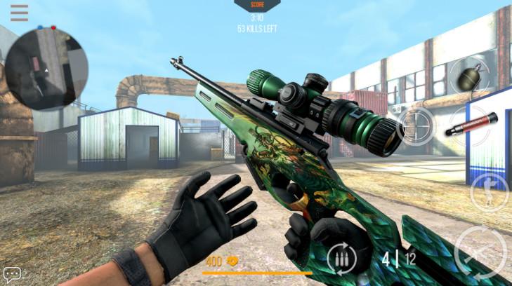 Tải miễn phí bản mod Modern Strike online cho android