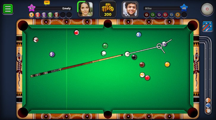 Tải mod 8 Ball Pool