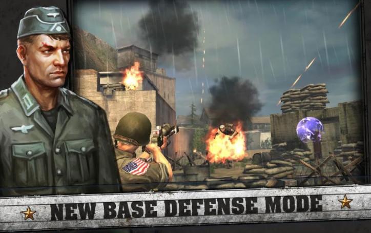Tải mod game Frontline Commando mới nhất