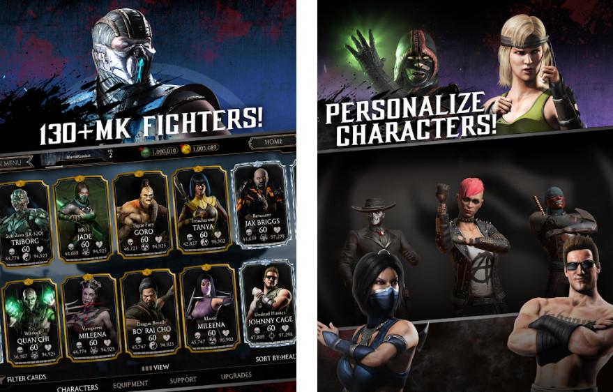 Tải mod game Mortal Kombat X
