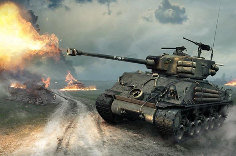 World of Tanks Blitz APK cho Android