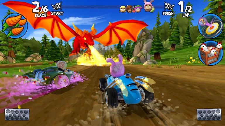 Beach Buggy Racing 2 mod