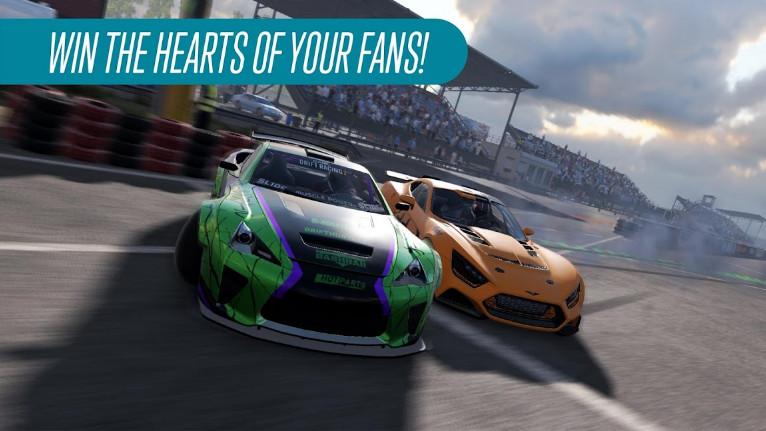 CarX Drift Racing 2 mod vô hạn tiền