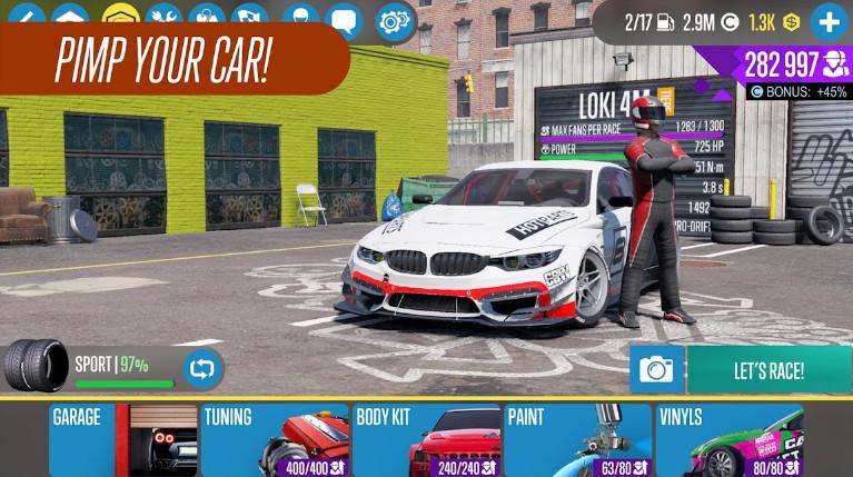 CarX Drift Racing 2 mod cho android