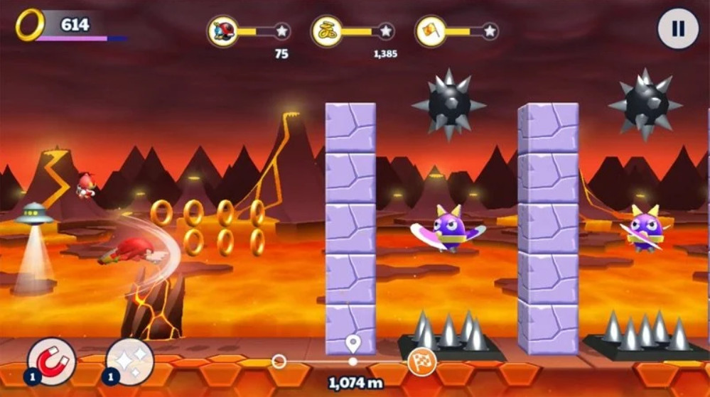 Game Sonic Runners Adventure