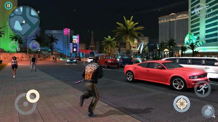 Gangstar Vegas mod apk mới nhất