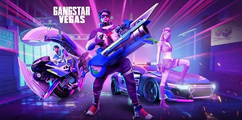 Gangstar Vegas mod bản mới nhất 2021