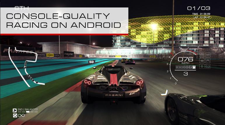 GRID Autosport Online Multiplayer apk