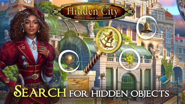 Hidden City mod