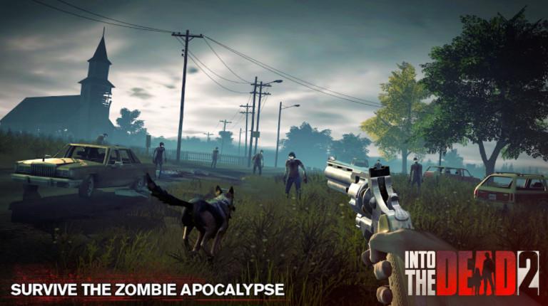 Into the Dead 2 mod