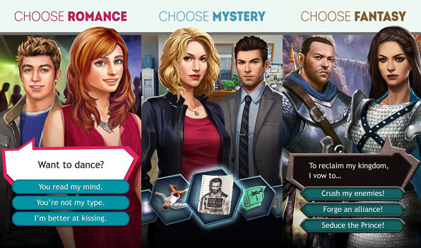 Mod Choices Stories You Play cho android