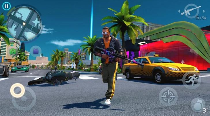 Mod Gangstar Vegas cho android