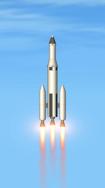 Spaceflight Simulator mod