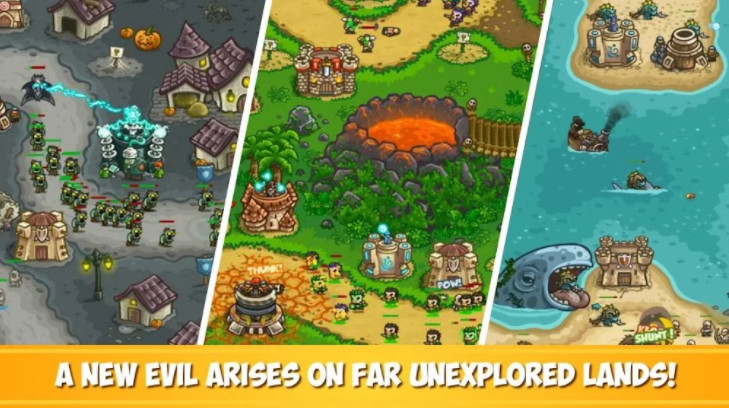 Tải Kingdom Rush Frontiers cho android