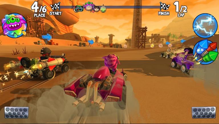 Tải Beach Buggy Racing 2 apk