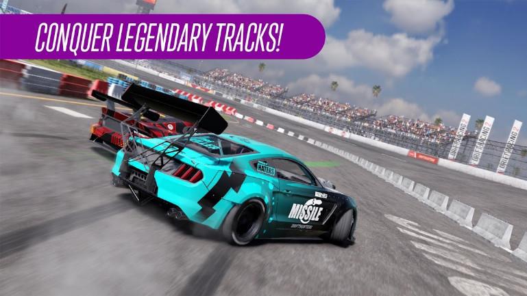 Tải CarX Drift Racing 2 mod phiên bản mới