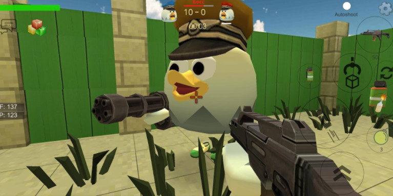 Tải Chicken Gun cho android