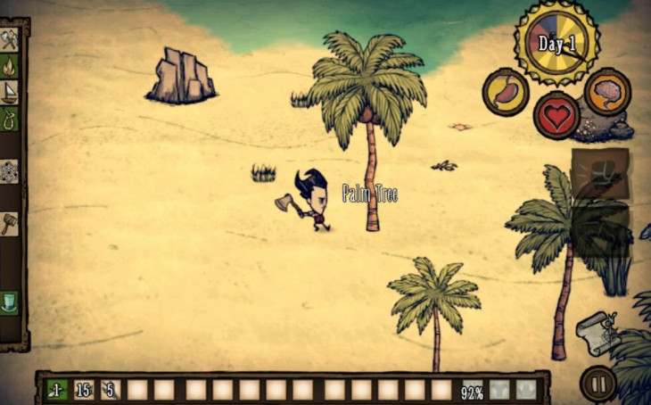 Tải Don't Starve Shipwrecked mod cho android