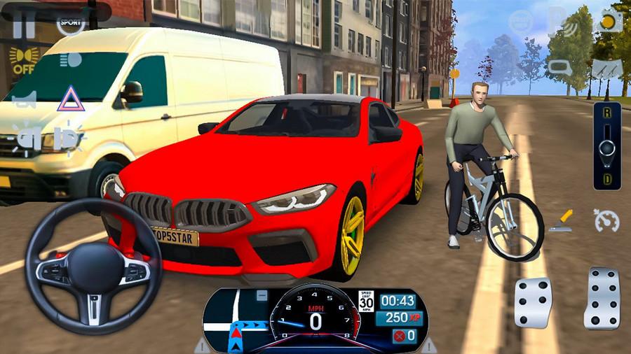 Tải Driving School Sim mod cho android