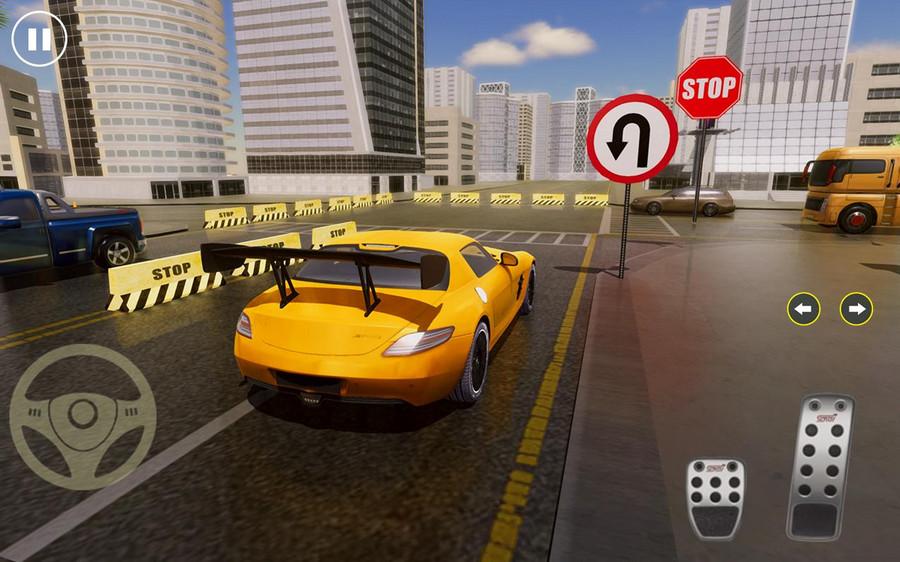 Tải game Driving School Sim mod